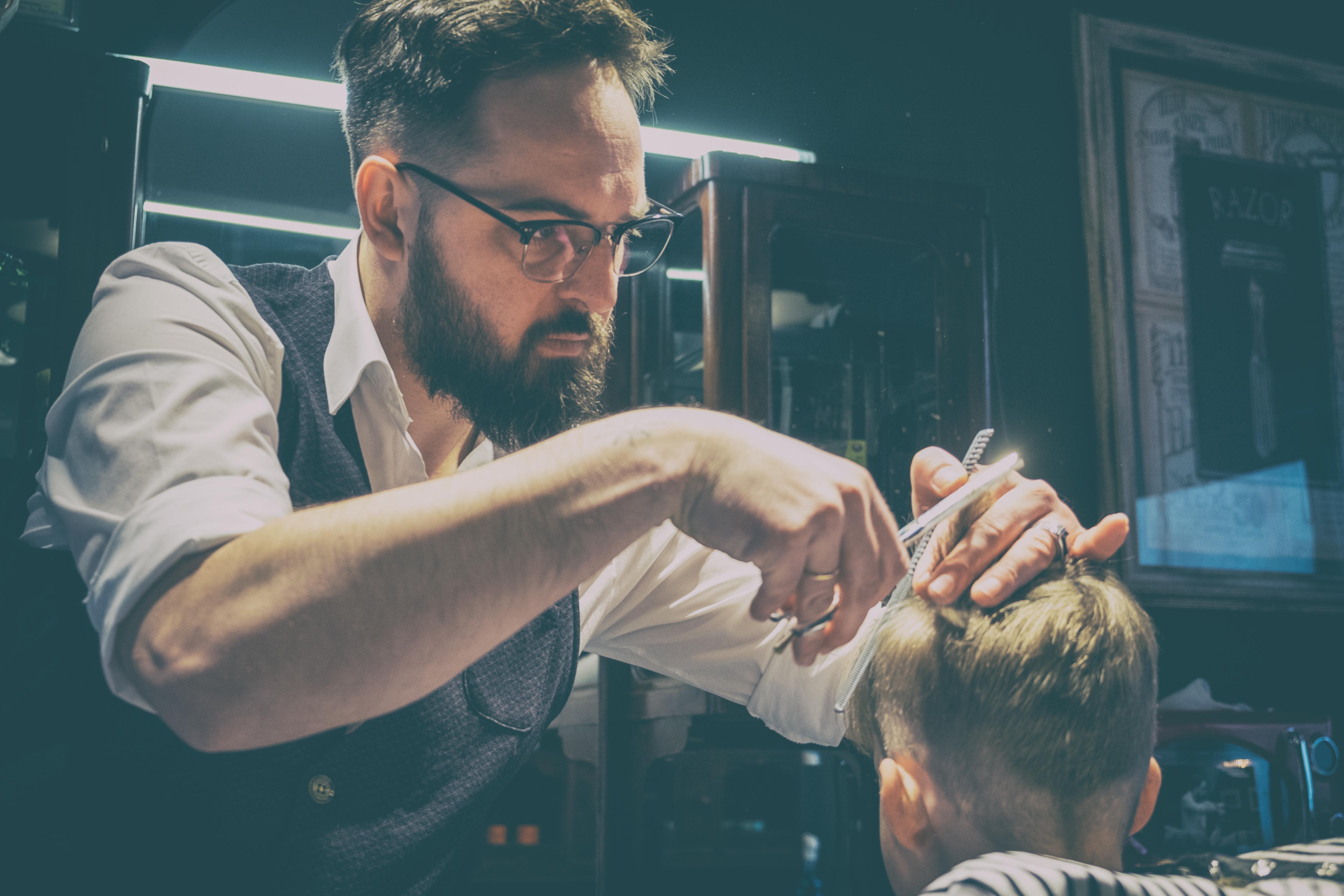 Inglorious Barbers - analog var-3-11