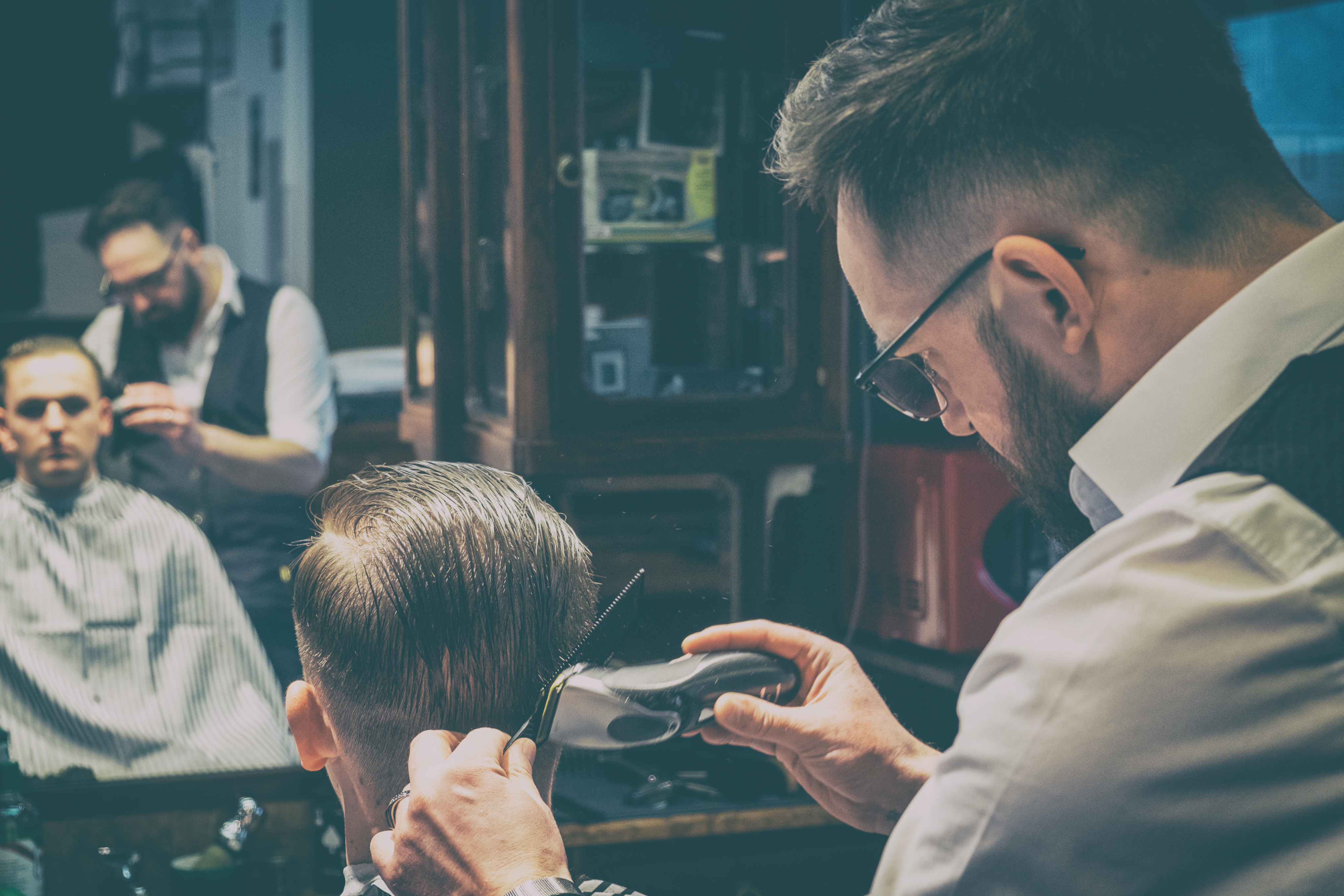 Inglorious Barbers - analog var-3-25