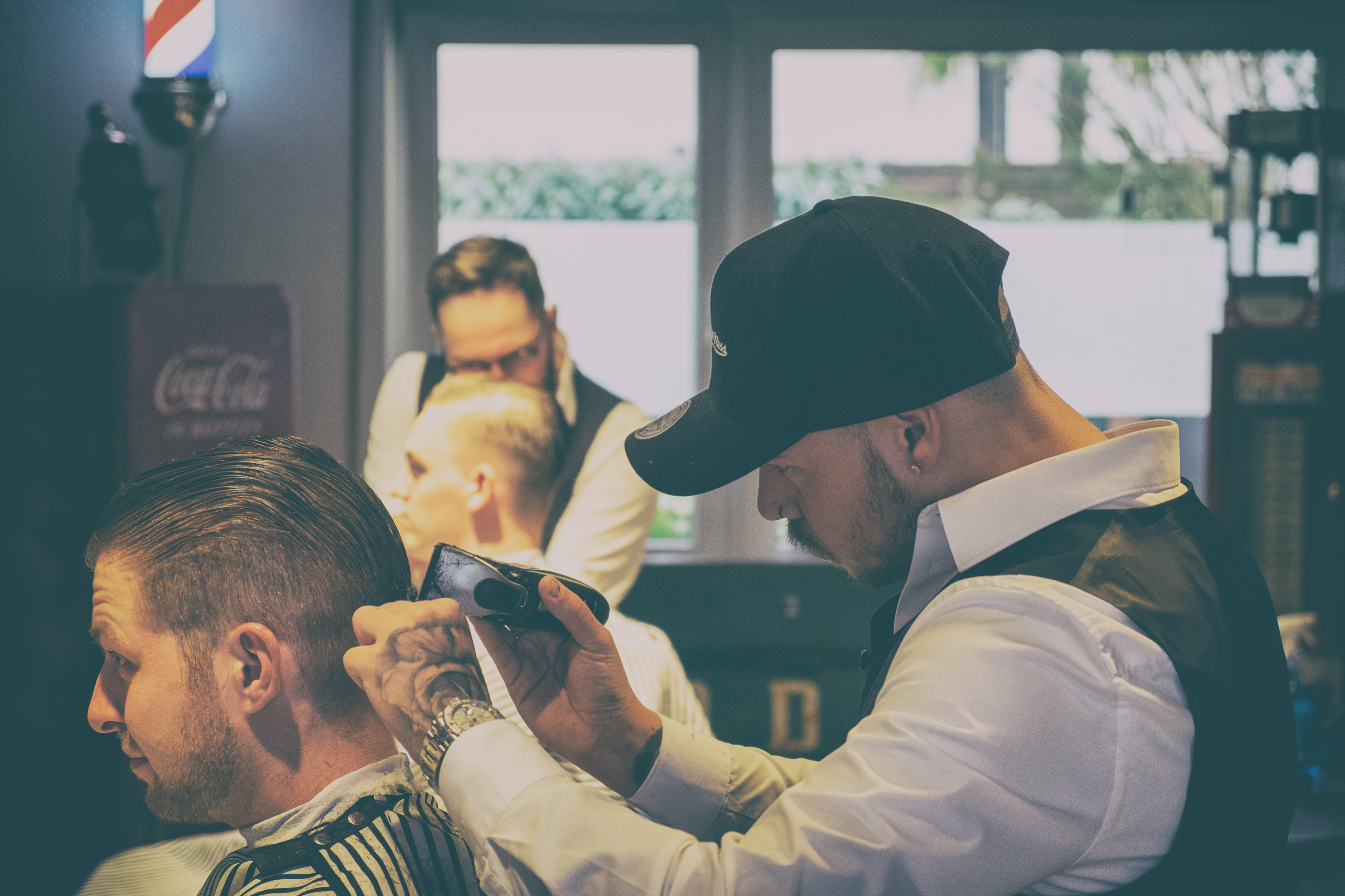 Inglorious Barbers - analog var-3-27