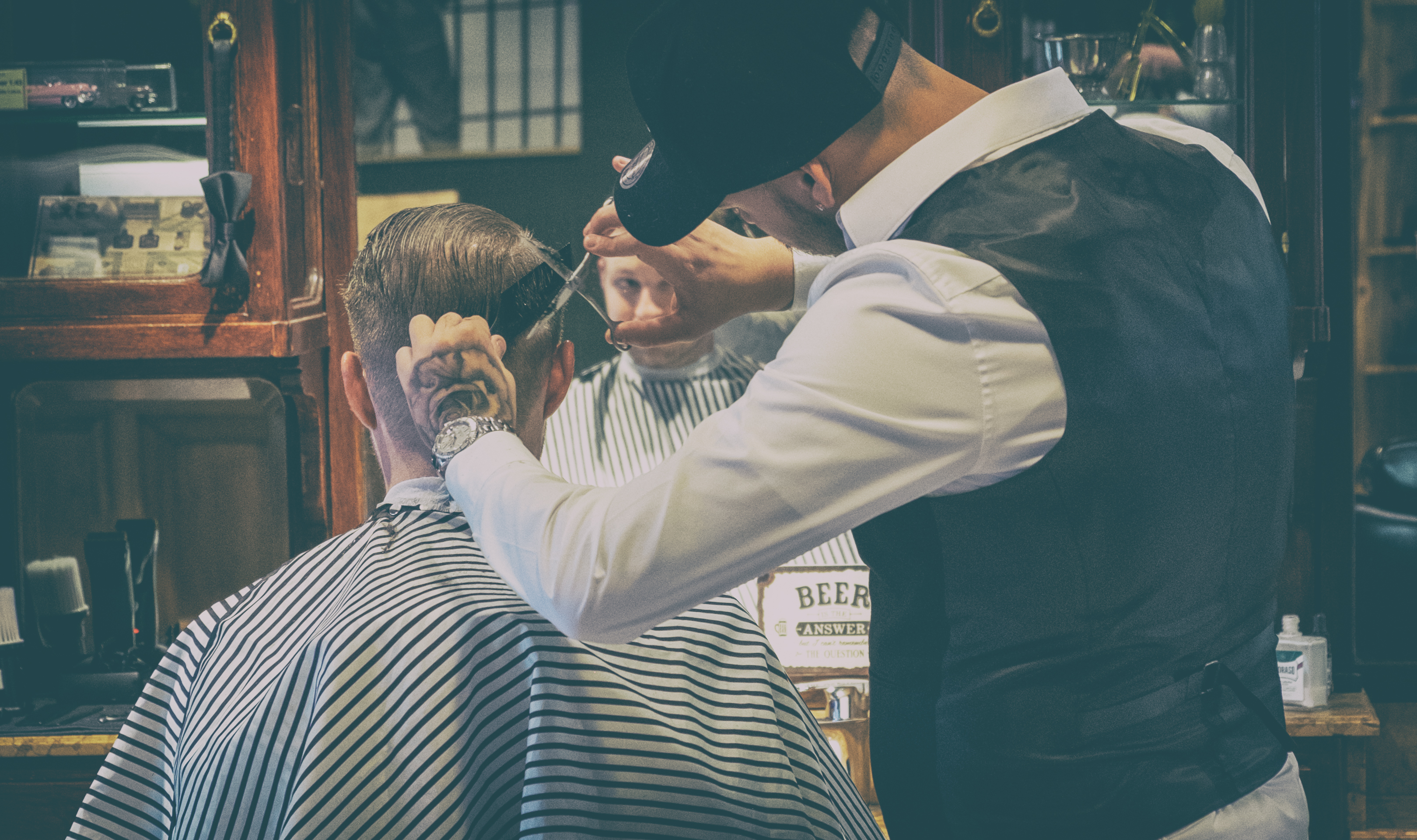Inglorious Barbers - analog var-3-41