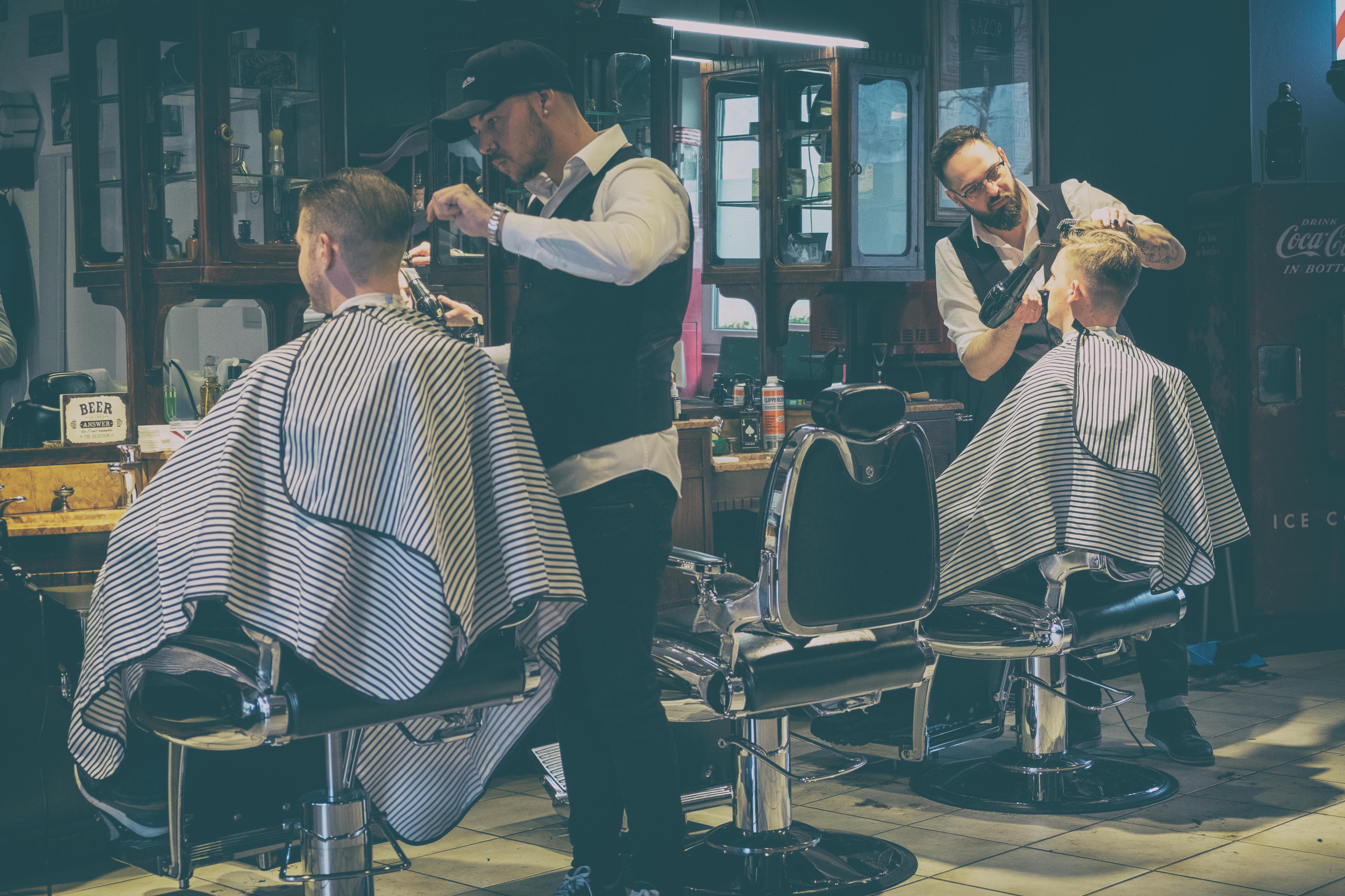 Inglorious Barbers - analog var-3-42